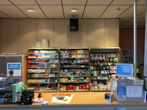 Mistbeveiliging zeer effectief bij supermarkten