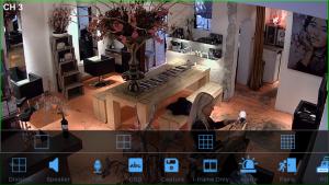 Beveiligingscamera van Bandit installatietechniek HD