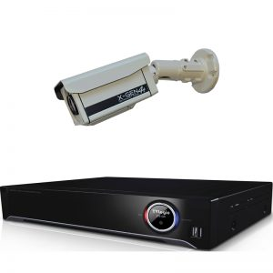 camera-beveiligingscamera pakket