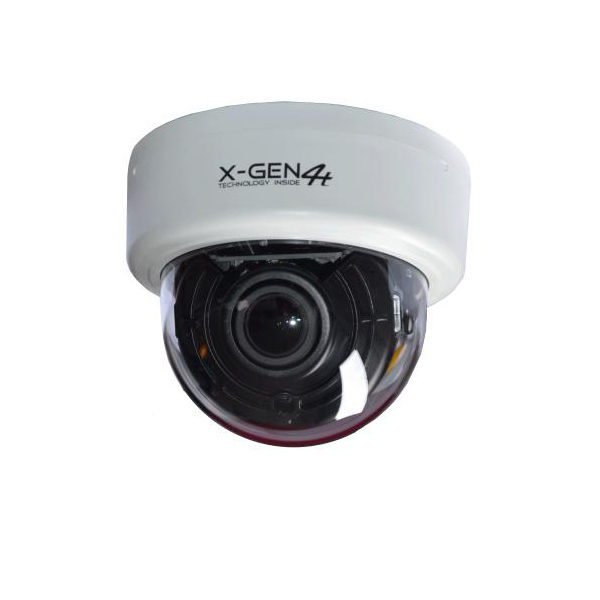 dome beveiligingscamera met ABS behuizing