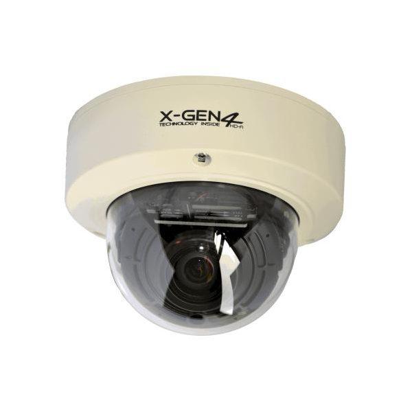 beveiligingscamera met X-GEN4t protocol