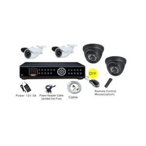 Z-Ben K-5 beveiligingscamera set