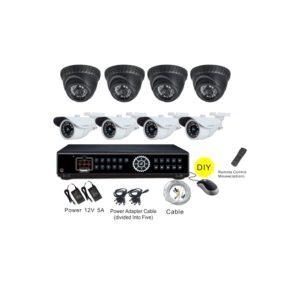 k-911 beveiligingscamera set