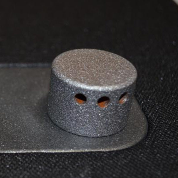 Bandit verticale spuitmond