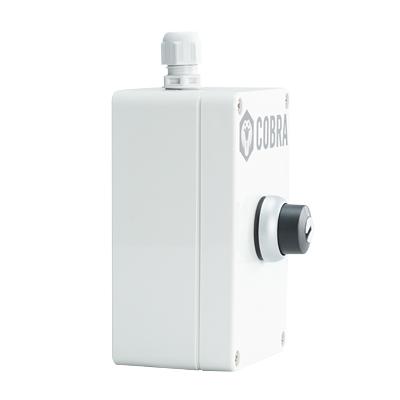 Cobra mistgenerator control box